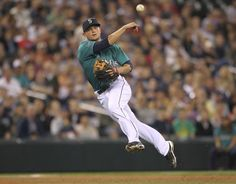 Oh Kyle Seager. I have this thing for baseball players.