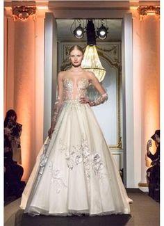 Dany Atrache 2015 Haute Couture Παρίσι: τα 30 πιο εντυπωσιακά φορέματα για να παντρευτείς - gamos.gr #wedding #gamos