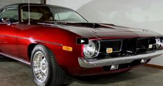 1973 Plymouth Cuda 340 Customized Just Right