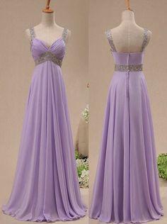 Lavender Prom Dresses, Bridesmaid Dresses