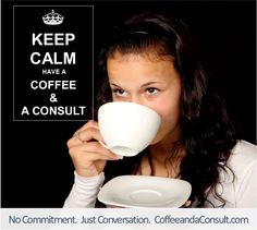 Planning on #businessconsulting prior to #holidays? How about a sip? We invite you for #CoffeeandaConsult - just a casual conversation! CofeeandaConsult.com #aepiphanni