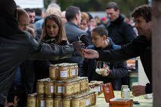 Dégustation de miels artisanaux #abeille #miel #ferme