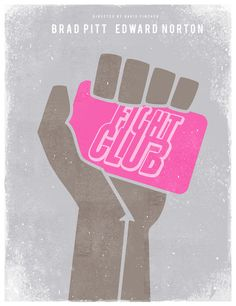 First rule about fight club, you don't talk about fight clube