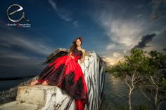 Trash the Dress Nahomi en Cancún - Eduardo Alessandro Fotógrafo Profesional en Cancún Playa del Carmen 6
