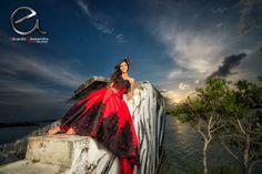 Trash the Dress Nahomi en Cancún - Eduardo Alessandro Fotógrafo Profesional en Cancún Playa del Carmen 6