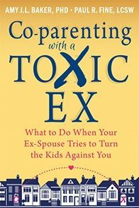 StepMomsAreUs: Co-Parenting with a Toxic Ex - Book Review. My summary of how great this book is for people who are going through a divorce or are in a blended family, it's a must read! (Step Father Wedding)