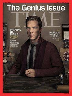 Dos documentos aparecieronen torno al detrás de la sesión de fotos con Benedict Cumberbatch para la portada del ejemplar de diciembre de 2014 del Time. En ambos se destacan algunos aspectos del tr...