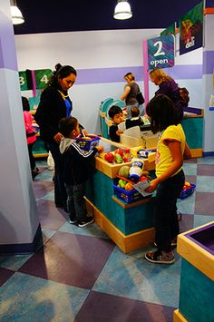 Grocery Store | Pretend City Children's Museum