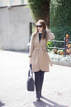 The Camel Coat #outfitinspiration #autumnstyle #lookbook