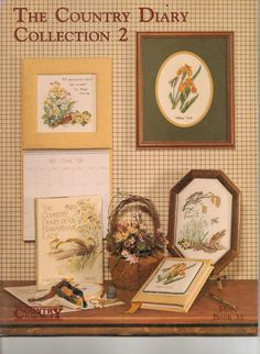 The Country Diary Collection 2, from Country Cross-Stitch