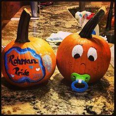 Pumpkin ideas