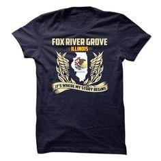 Special Tee Fox River Grove Illinois T-Shirts, Hoodies, Sweatshirts, Tee Shirts (22.99$ ==> Shopping Now!)