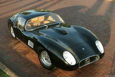 Zagato #1954 #Maserati