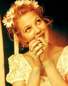 90s Drew Barrymore