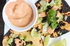 For the spice lover in your life, try this spicy chipotle adobo sauce. Add it to tacos, hamburgers, use it on fries, or anything your heart desires! Magic Bullet Recipes, Magic Recipe, Black Bean Tacos, Chipotle Sauce, Tasty, Yummy Food, Sauces, Dips, Spicy