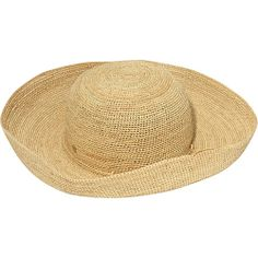 #FashionAccessories, #Hats, #HelenKaminski - Helen Kaminski Provence 12 - Natural