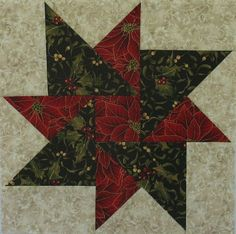 Neighborhood Quilt Club: block tutorial with photos Mistake Star Star Quilt Blocks, Star Quilts, Quilt Block Patterns, Pattern Blocks, Quilting Tutorials, Quilting Projects, Quilting Designs, Quilt Of Valor, Patch Aplique