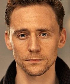 Tom Hiddleston... I would LOVE to draw him (and have it actually LOOK like him!!)