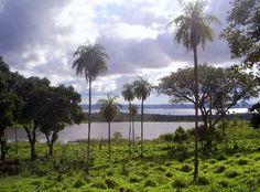 Altos, vista del lago Fuentes: Flickr.com