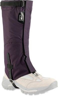 Gaiters $34.50... I will most definitely need these before I move to Utah. I plan on constant hiking trips.