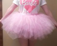 Glitter Tutu - FREE SHIPPING- little space EDC ddlg