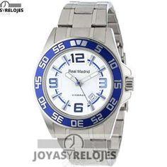 Fantástico ⬆️😍✅ Viceroy Real Madrid 432857-05 😍⬆️✅ , Modelo perteneciente a la Colección de RELOJES VICEROY ➡️ PRECIO 95 € En Oferta Limitada en 😍 https://www.joyasyrelojesonline.es/producto/reloj-caballero-real-madrid-viceroy-ref-432857-05/ 😍 ¡¡No los dejes Escapar!! #Relojes #RelojesViceroy #Viceroy