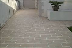 Is your concrete looking dirty, stained, warn out or old? We offer you special concrete coatings which will make your concrete durable, long- lasting and attractive Concrete Resurfacing, Concrete Coatings, Stencil Concrete, Concrete Floors, Wet And Dry, Tile Floor, Stencils, Patio, Backyard Ideas