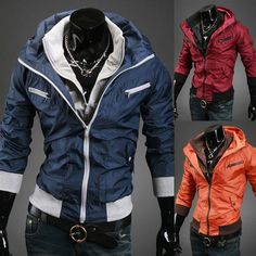 2016 Assassin Breathable Hoodie Jacket