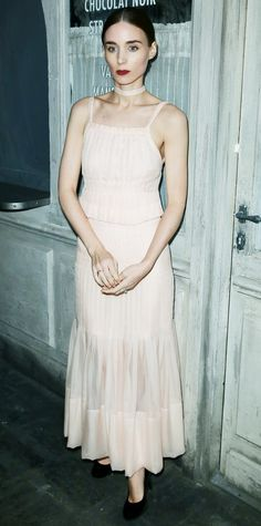 Look of the Day - Rooney Mara - from InStyle.com