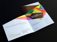 fun brochure #design #brochure