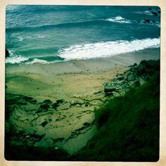 Start point beach