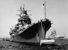 Heavy Cruiser Ashigara