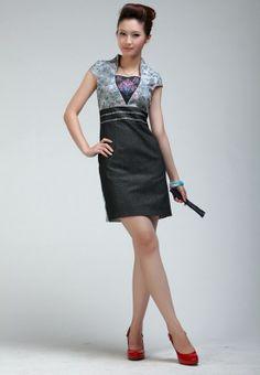 Classic Chinese Dress - Qipao Dress: Modern Qipao $83.00 (62,53 €)