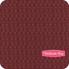 Follow My Heart Dark Red Hearts Galore Yardage SKU# 35012-31 $10.75
