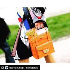 #Repost @fashionsnap__streetstyle with @get_repost  #fashion#fashionsnap#streetsnap#street#snap#fashionweek#summer#spring#cool#beauty#hair#makeup#life#2014#streetstyle#bag#Shoes#Accessories#Icon#pfw15#ss15#pmfw#pfw#Newyork#Paris#colorful#balenciaga