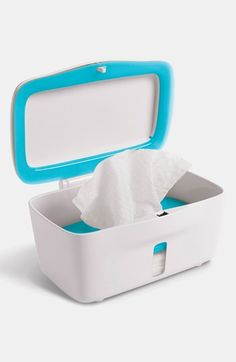 OXO Tot 'Perfect Pull™' Wipes Dispenser | Nordstrom This would be so handy...works with one hand. $20