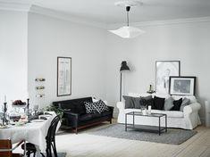 Home Decoration Design Ideas Monochrome Interior, Scandinavian Interior Design, Scandinavian Home, Interior Design Living Room, Living Room Inspiration, Interior Inspiration, Design Inspiration, Blog Deco, Trendy Home