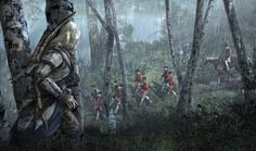 Assassin's Creed III -> Connor and the American Revolution are coming?