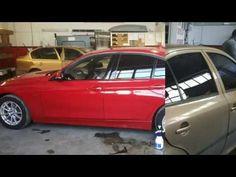Folie auto Timisoara - 0720.248.949 - Motorkraft TEK - YouTube