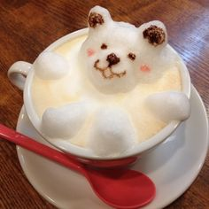 Cafe ChocoTea  Latte art