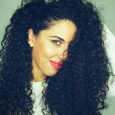 tips para el pelo rizado largo, long curly hair