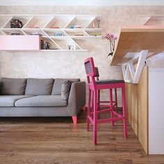 Jégeho Alej Loft, Bed, Furniture, Home Decor, Homemade Home Decor, Stream Bed, Lofts, Home Furnishings, Beds