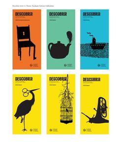 Descobrir - Programa Gulbenkian Educação para a Cultura   Temporada 2010-11  Ilustrações André da Loba