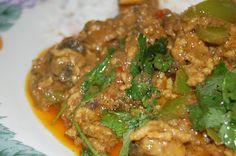 Chef Jeenas food recipes: Saturday Kitchen - Lamb and Mushroom Keema Recipe