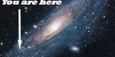 The Milky Way and Andromeda - Universe Today Galaxy Wallpaper, Nature Wallpaper, Hd Wallpaper, Sports Wallpapers, Movie Wallpapers, Cosmos, Other Galaxies, Andromeda Galaxy, Big Bang