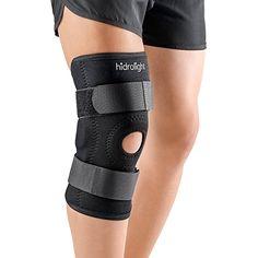 A joelheira articulada Hidrolight oferece compressão e maior estabilidade  ao… Knee Brace 6a6a5fd980f0a