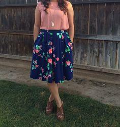 Madison need small  Lularoe skirt