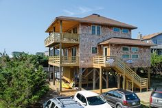 AVON Vacation Rentals | Ourtanfannies - Oceanview Outer Banks Rental | 682 - Hatteras Rental