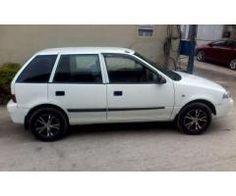 Suzuki Cultus VXR White Color Model 2005 Golden No Sale In Peshawar