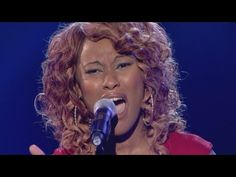 Joelle Moses performs 'Rolling In The Deep' - The Voice UK - Blind Auditions 3 - BBC One